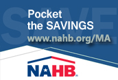 Pocket the Savings www.nahb.org/ma